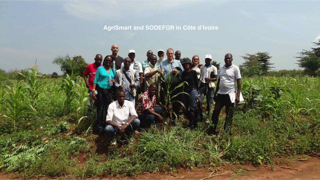 AgriSmart & SODEFOR in Côte d'Ivoire - AgriSmart partners