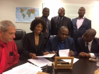 AgriSmart DRC MOU Signed